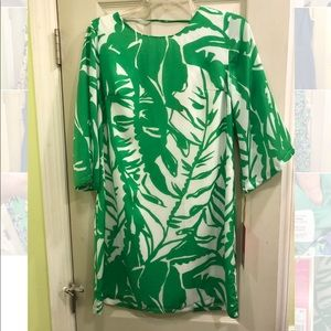 NWT - LILLY PULITZER for Target Green Palm Dress